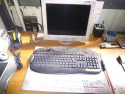 Stampante Hp e computer - Lot 190 (Auction 1543)