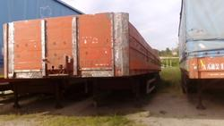 Kogel S26 13 6 Semitrailer - Lot 1 (Auction 15480)