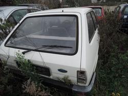 Autovettura Ford Fiesta - Lotto 105 (Asta 1575)