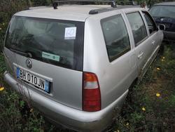 Autovettura VW Polo - Lotto 60 (Asta 1575)