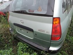 Autovettura Hyundai Matrix - Lotto 89 (Asta 1575)