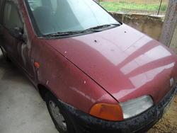 Autovettura Fiat Punto - Lotto 98 (Asta 1575)