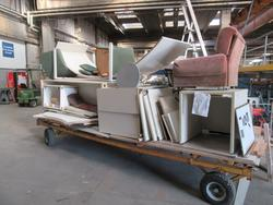 Office furniture and cogeneration system Deutz - Lot  (Auction 1577)