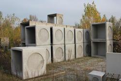 Pozzetti e prolunghe cemento armato - Lotto 1 (Asta 1595)