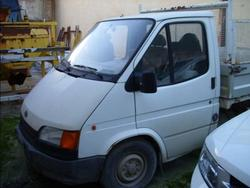 Furgone Ford Transit - Lotto 7 (Asta 1602)