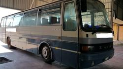 Kassbohrer Setra bus and Peugeot minibus - Auction 1604