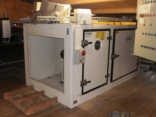 24#1618 Impianto refrigerazione carni