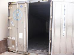 Container refrigerator Type 40 - Lot 4 (Auction 1618)