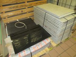 Mercedes B class and production solar panels materials - Auction 1630