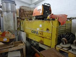 Cifa concrete pump - Lot 13 (Auction 1632)