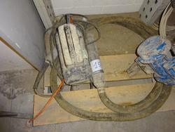 Concrete vibrators and pumps - Lot 14 (Auction 1632)