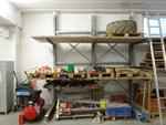 Metal shelving - Lot 28 (Auction 1632)