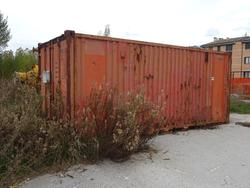 Container ferro - Lotto 51 (Asta 1632)