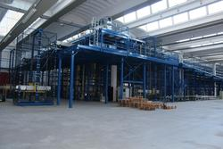 Automatic warehouse Cassioli FAST - Lot  (Auction 1634)