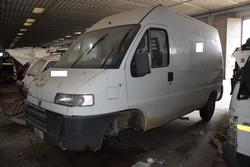 Fiat Ducato van - Lot 3 (Auction 16390)