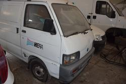 Piaggio van - Lot 6 (Auction 16390)