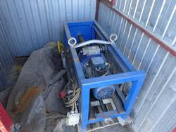 Metal carpentry equipment and mechanical construction - Auction 1640