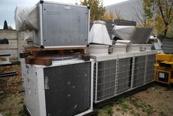 Air conditioning machinery - Lot 2 (Auction 1642)