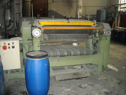 Stock of finished leather and leathers packaging equipment - Auction 1649