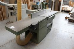 Griggio surfacing planer - Lot 32 (Auction 1651)