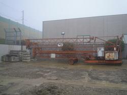FB crane and building equipment - Auction 1653
