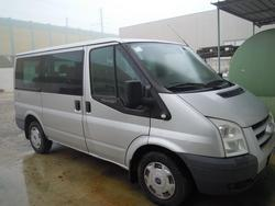 Pulmino Ford Transit - Lotto 14 (Asta 1653)