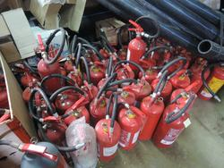 Second hand extinguishers - Lot 62 (Auction 1664)