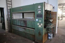 Horizontal press Giben - Lot 74 (Auction 1673)