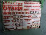 Immagine 2 - Forni elettrici Civardi - Lotto 100 (Asta 1683)