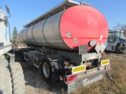 Bartoletti bitumen trailer - Lot 15 (Auction 1687)