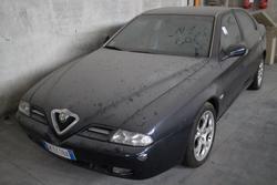 Autovettura Alfa Romeo 166 - Lotto 2 (Asta 1701)