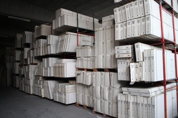 4#1701 Magazzino prodotti semilavorati per assemblaggio mobili