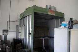 Spray booth - Lot 31 (Auction 1703)