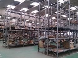 Modular metal shelving - Lot 2 (Auction 1725)