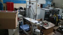 Dry cleaning machine Maestrelli and ironing equipment - Auction 1731