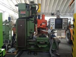 Milling machine CNC Heidenhain and robot Panasonic AW8010 - Auction 1735