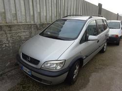 Car Opel Zafira - Lot 67 (Auction 1749)