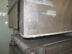 Tunnel surgelazione Alimac - Lotto 12 (Asta 1760)