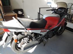 Motociclo Yamaha FJ1100 - Lotto 1 (Asta 1761)