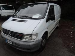 Van Mercedes Benz Vito - Lot 22 (Auction 1767)
