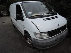 Van Mercedes Benz Vito - Lot 30 (Auction 1767)