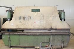 Hydraulic press GADE - Lot 10 (Auction 1777)