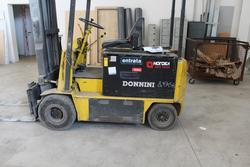Lift truck Cesab - Lot 12 (Auction 1777)