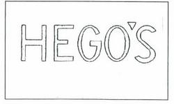 Trademark Hego s - Lot 40 (Auction 1780)