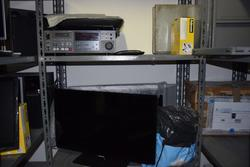 Stage and informatic equipment - Auction 1782