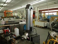 Fume extractor Future Automotive - Lot 18 (Auction 1792)