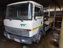 Truck Nissan - Lot 25 (Auction 1792)