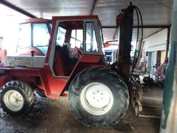 Forklift Manitou - Lot 27 (Auction 1792)