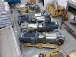 Three phase electric pumps - Lot 33 (Auction 1792)