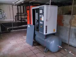 Compressor Atlas Copco - Lot 9 (Auction 1792)